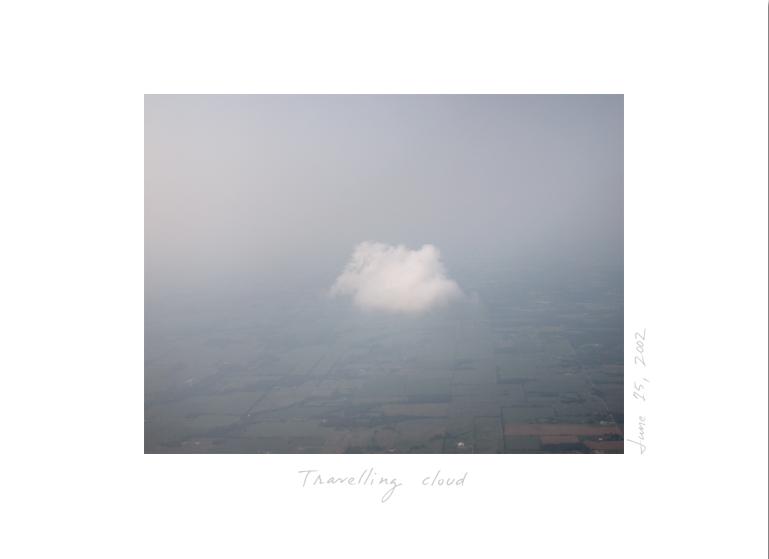 Travelling cloud