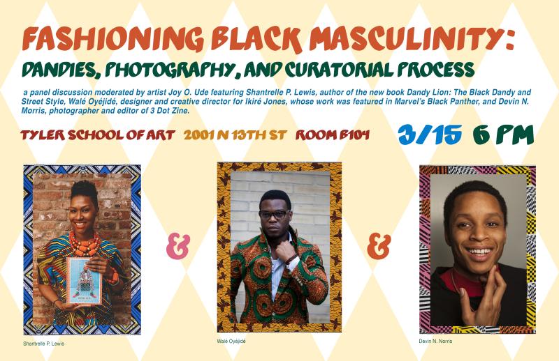 Fashioning black masculinity