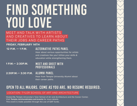 Find something that you love slide