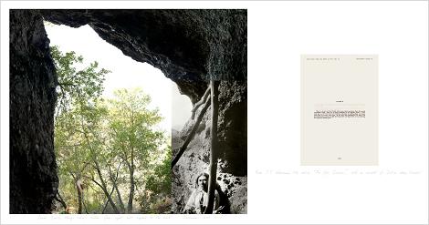 Ishi's storage cave