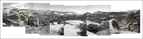 Weston's Tenaya panorama