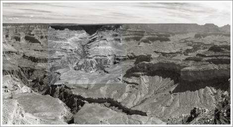 Yavapai Point and Frederick Sommer